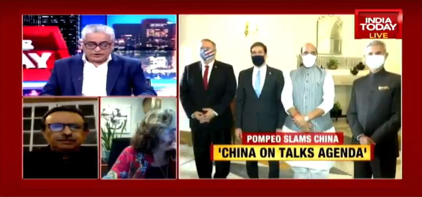 Prof Amitabh Mattoo talks about China's belligerence | India Today
